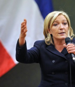 Marine Le Pen précise sa vision internationale