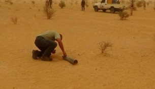 destruction-munition-engins-explosif-mine-obus-roquette-grenade-dessert-sable-nord-mali-gao-kidal-tombouctou-minusma